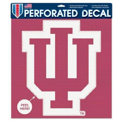 Indiana University Stickers Decals Bumper Stickers
