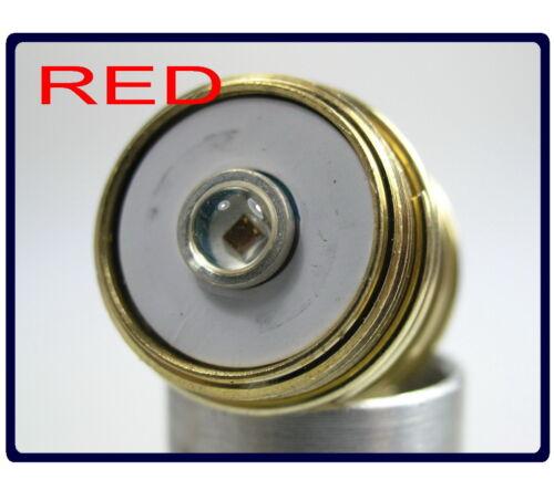 Surefire flashlight   # 333 Red LED module for 26.5 mm UltraFire