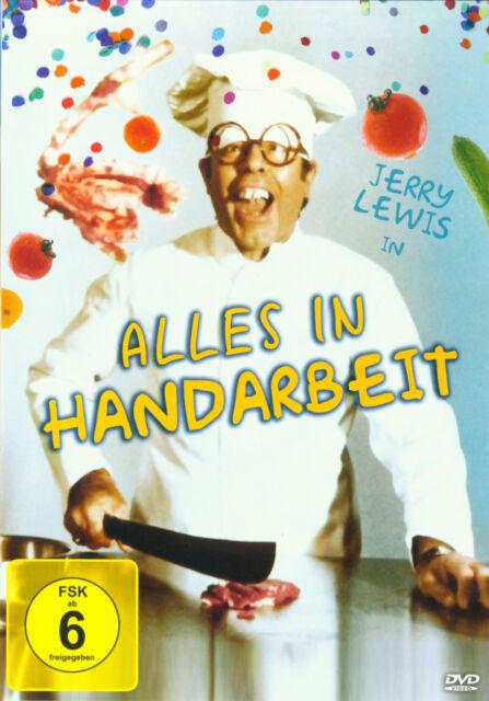 LEWIS, Jerry - Alles in Handarbeit - Neu DVD