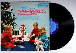 Organ-Orchestra-That-Happy-Christmas-Feeling-1959-Vinyl-LP-PLAY-GRADED