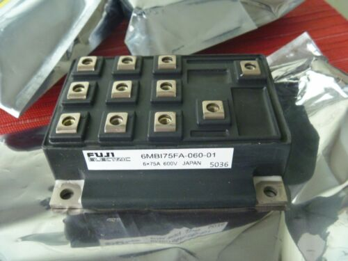 NEW MODULE 6MBI75FA-060-01  FUJI LOCATION M