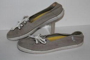 VANS Boat Shoes / Casual Sneakers, Grey