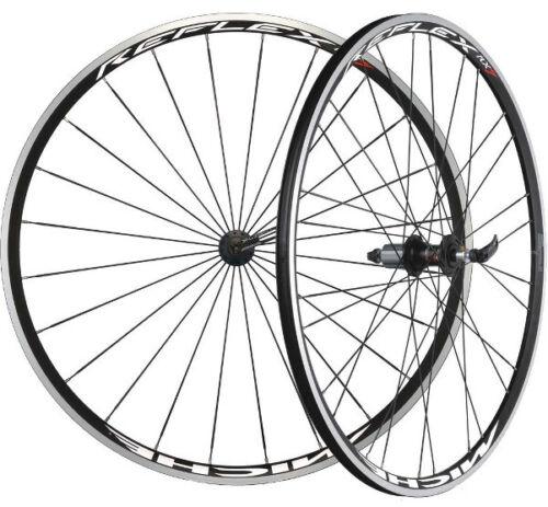 Miche Reflex rx7 Wheels Bicycle Race Aluminum Bodice Campagnolo//Shimano