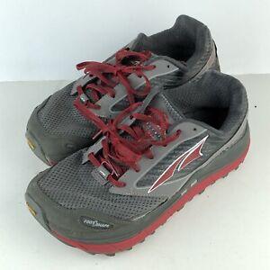 Altra-Olympus-2-5-Running-Shoes-Gaiter-Trap-Vibram-AFM1759-2-Men-s-Size-7-SH7