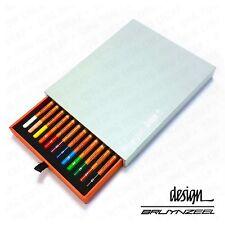 BRUYNZEEL DESIGN-alta qualità matite colorate-artista Scatola di 12