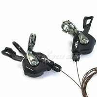 Shimano XTR SL-M9000 2/3 x 11 Speed Trigger Shifters R+L Set , Black