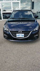 Mazda 3 2015 Sport GS | Accident-Free | Safety Cert available