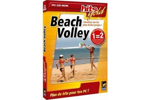 Beach volley - HITS GOLD - PC CD-ROM - NEUF -
