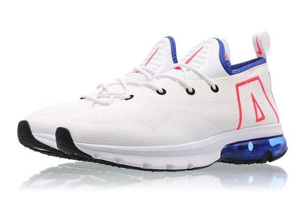 Herren Nike Air MAX-FLAIR 50 weiße Zitrus blau AA3824 101