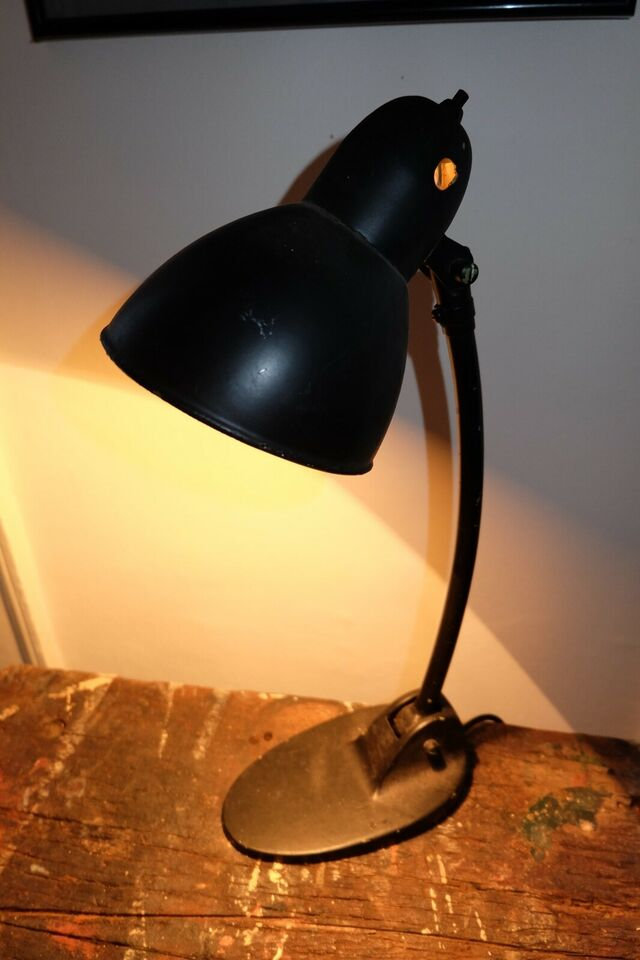Anden arkitekt, Siemens bauhaus bordlampe, bordlampe