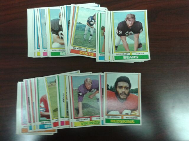 1974 Parker Brothers PRO DRAFT cards $3.99 ea ALL TEAMS. YOU PICK!!,