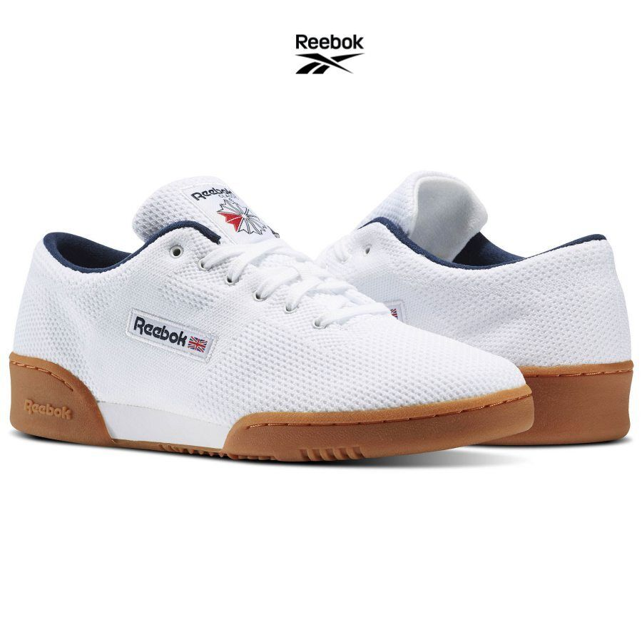 Reebok Classics Workout Clean OG Ultraknit Casual Sneakers shoes BS5259 SZ4-12.5