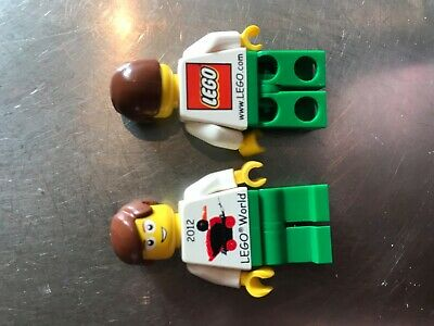 minifigure LEGO WORLD Copenhagen 2010 figure