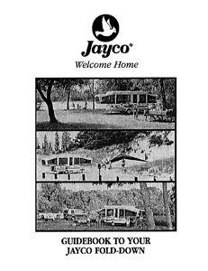 1996 jayco j 1207 j 1406 j 1206 j 1006 eagle popup trailer owners rh ebay com 2001 Jayco Eagle Travel Trailer Jayco Eagle Travel Trailer