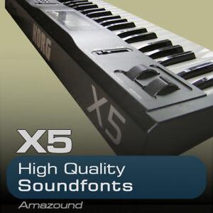 KORG-X5-SOUNDFONT-COLLECTION-100-sf2-FILES-1214-SAMPLES-1-1GB-PC-MAC-FL-STUDIO