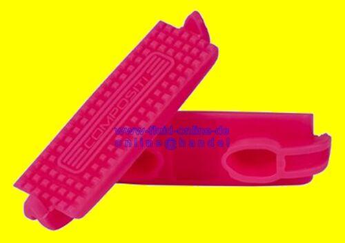 PFIFF COMPOSITI Steigbügel Einlage Steigbügeleinlage pink  Warmblut 101483-82
