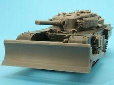 1/35th Accurate Armour British Churchill Mk VII ARVE bulldozer tank