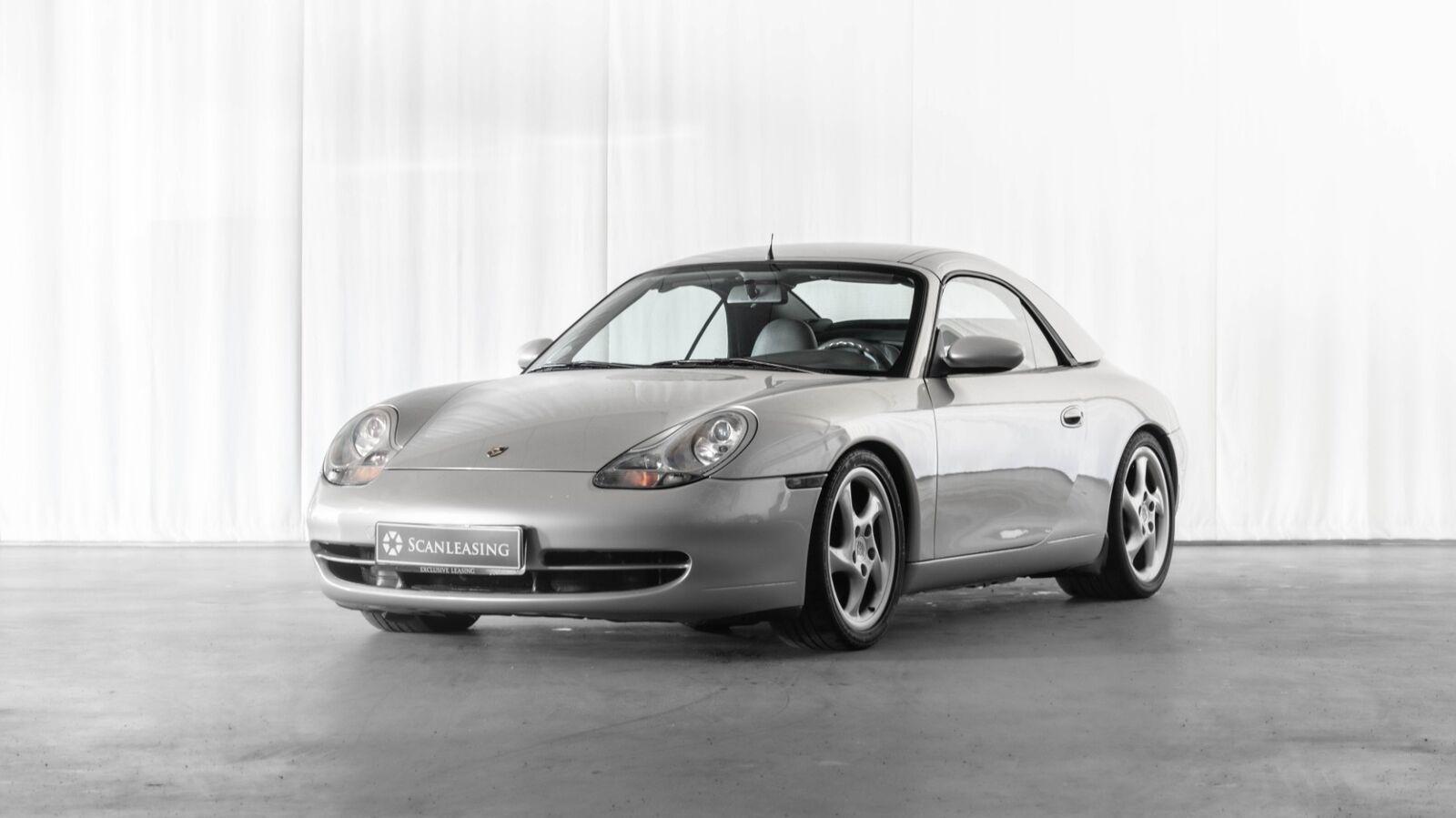 Porsche 911 Carrera 4 3,4 Cabriolet Tiptr. 2d
