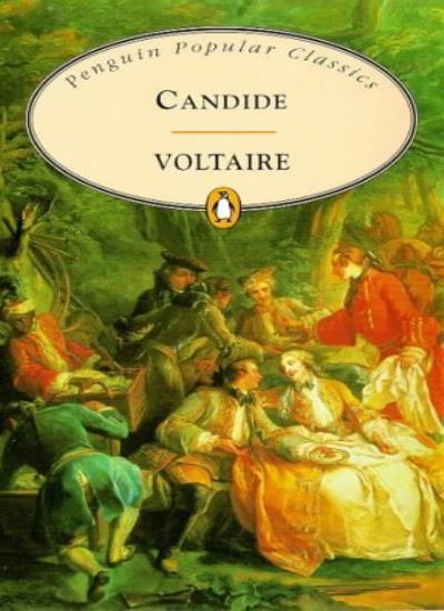Candide (Penguin Popular Classics),Voltaire, Norman Cameron