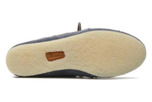 Weave Originals denim en Clarks suédées à femmes Tyler en Bottes 5 taille pour lacets de daim IXOA8w