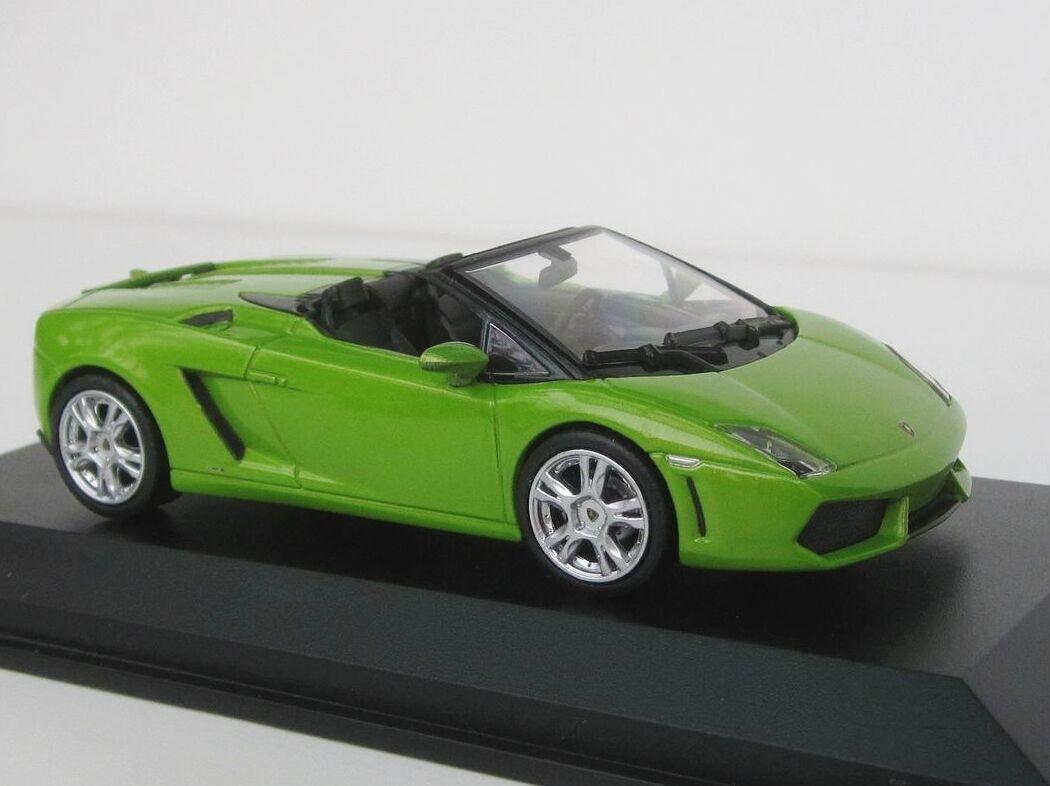 Lamborghini Gallardo LP560-4 Spyder 1 43 Norev 760024 2009 LP 560 LP560 GREEN
