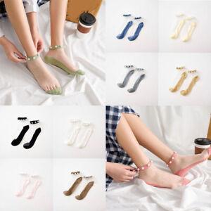 Fashion-Transparent-Short-Socks-Women-Summer-Thin-Harajuku-Ankle-Sock-17