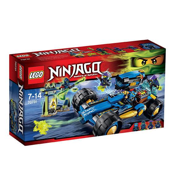 Lego® 70731 70731 70731 Ninjago® Jays Walker One Neu OVP 18d9ce