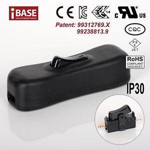 Inline-Rocker-Switch-jayco-camping-4x4-4wd-light-battery-wire-boat-car-12V-250V