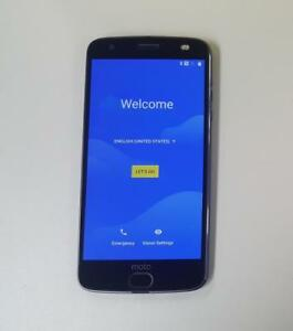 Motorola-Moto-Z2-Force-XT1789-04-64GB-Black-T-Mobile-Clean-IMEI-Great