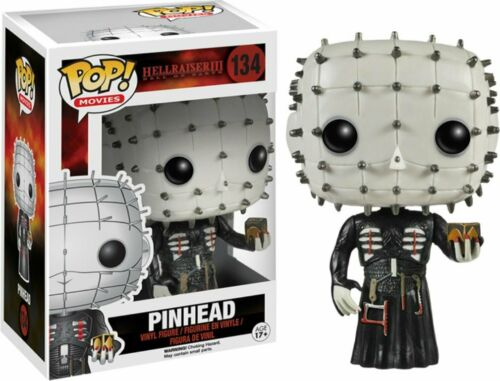 Funko Hellraiser 3 Hell on Earth-Pinhead POP Vinyl Figure 134
