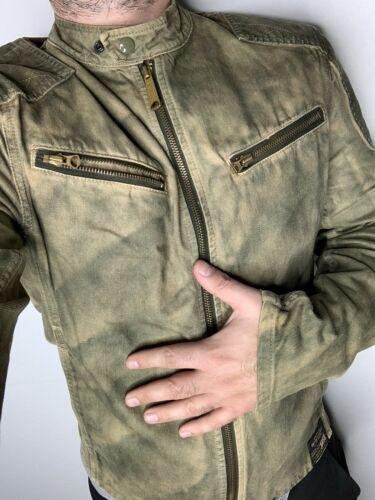 Denim Supply Ralph Lauren Medium Cafe Racer Jacket