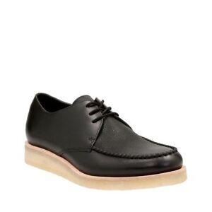 Originaux De Chaussures De Terrain Clarks Burcott Noir bzeqn5nE