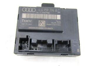 Details about 4L0959794B ECU REAR DOOR RIGHT AUDI Q7 3 0 171KW 5P D AUT  (2007)