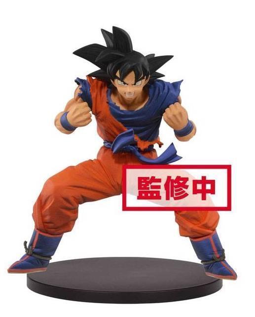 BANPRESTO Dragonball Super Son Son-Goku fez Zahlen 20 cm