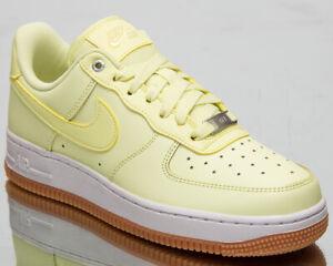 Detalles acerca de Nike Air Force 1'07 Premium para mujer Luminoso Verde  Zapatillas de estilo de vida 896185-302- mostrar título original