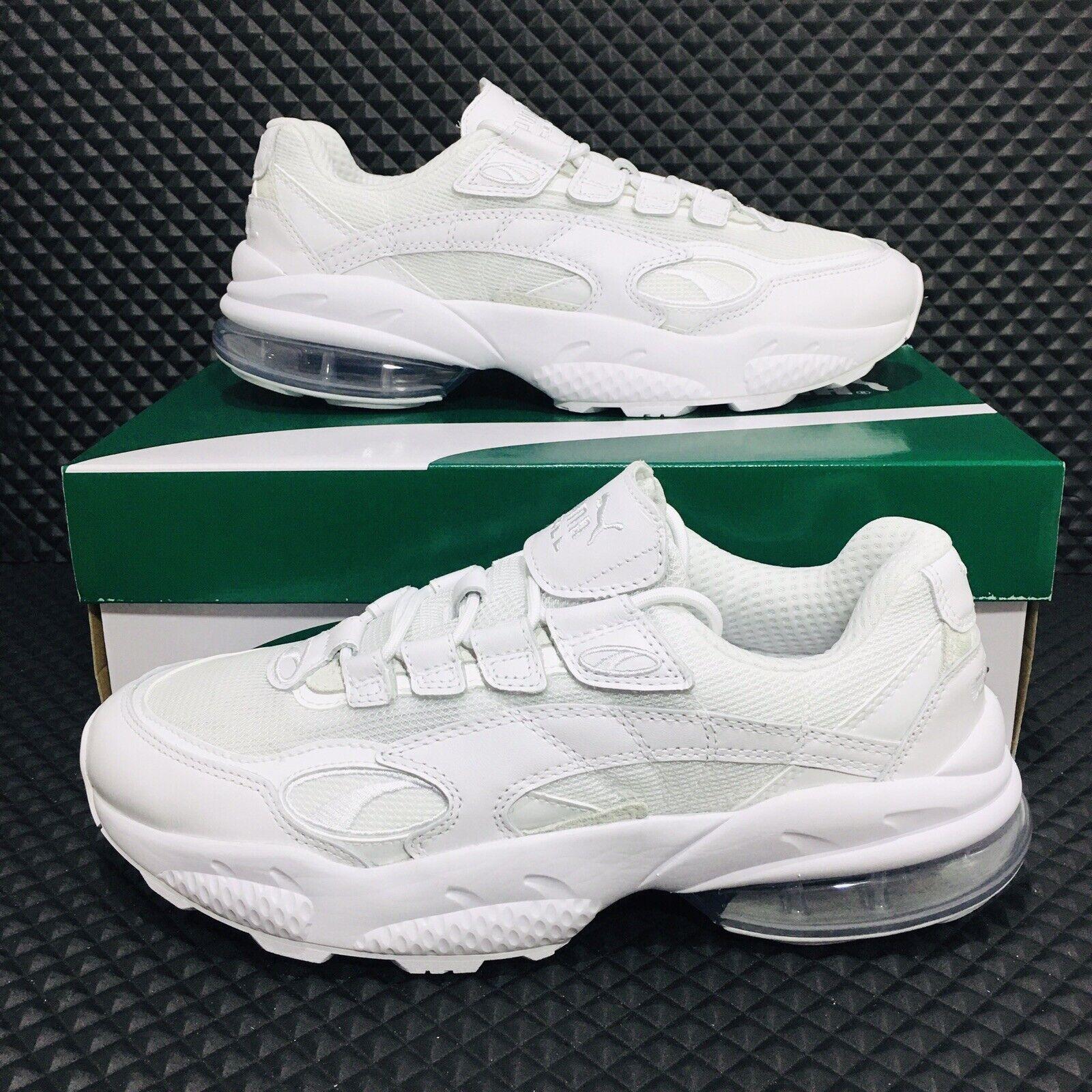 PUMA Cell Venom Reflective White Shoes