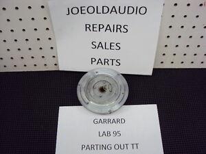 Garrard-Lab-95-Inner-Gear-Metal-Platter-Parting-Out-LAB-95-Turntable