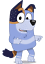 Bluey Stickers Select your own