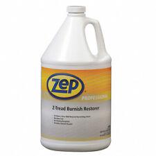 Zep R03824 Z Tread Burnish Restorer Floor Gloss Restorer 1 Gallon Concentrate