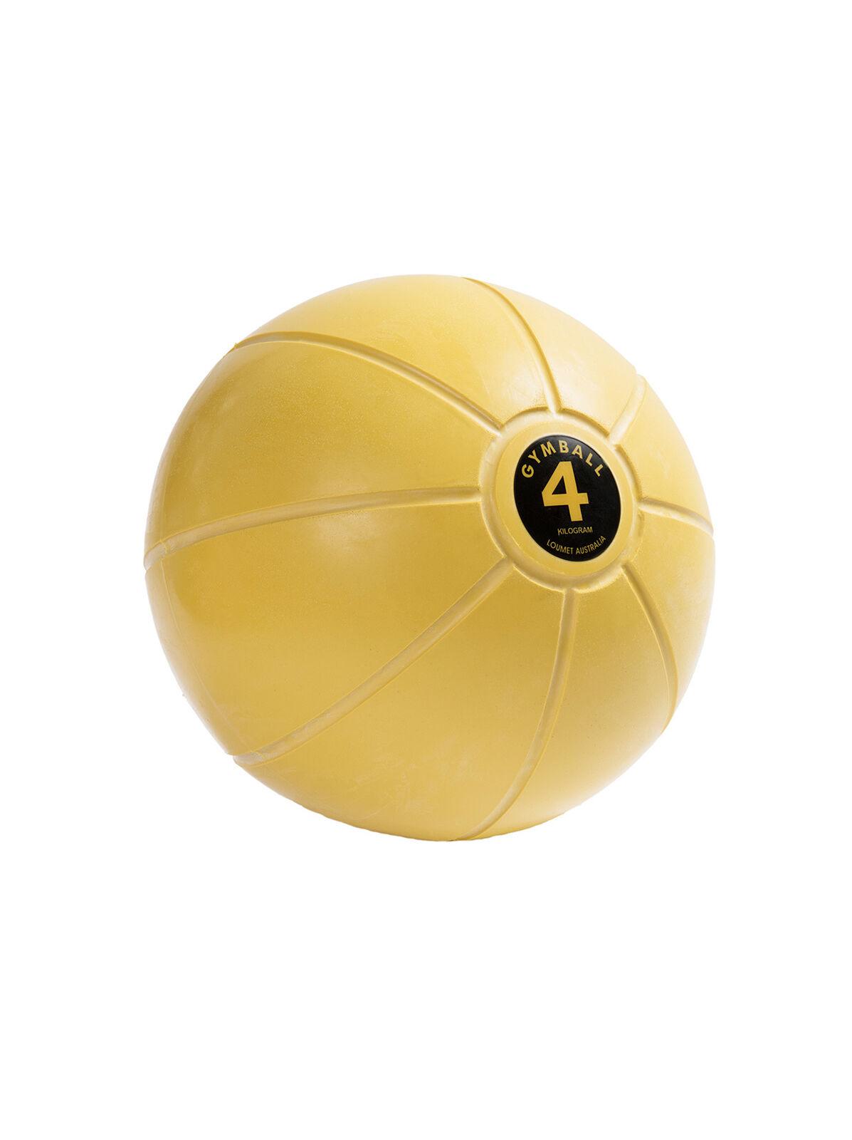 Loumet Medizinball Gym Ball Neu