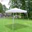 3x3M-Three-Sides-Garden-Party-Gazebo-Canopy-Tarps-Outdoor-Tent-Canapy-Marquee thumbnail 5