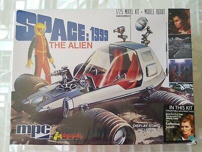 Fashion Style Model Kit Space 1999 : The Alien - Spazio 1999 : Alieno Mpc 1\25