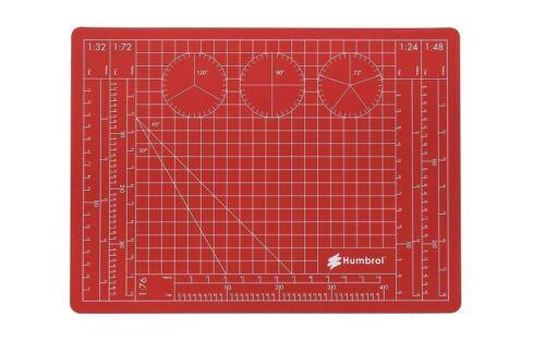 1st Class Post 220mm x 300mm Humbrol AG9155 A4 Self-Sealing Cutting Mat