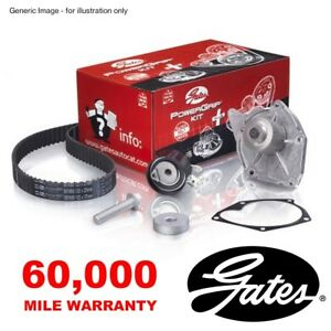 Image Is Loading Gates Timing Belt Cambelt Water Pump Kit Alfa