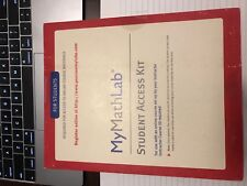 My math Lab code for Beginning Algebra: MyLab Math Kit by Pearson Education Staff, Addison-Wesley Publishing Staff and Addison-Wesley (2005, Digital, Other, Student Edition of Textbook, New Edition)