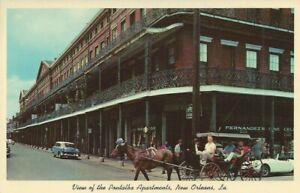 Image Is Loading View Of The Pontalba Apartments New Orleans Louisiana