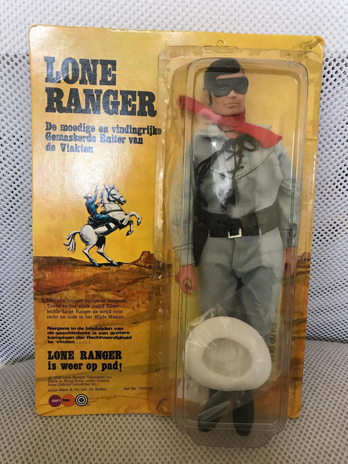 MIB MOC Lone Ranger GABRIEL 1977  IH MARX NEW NEW NEW 976ba6