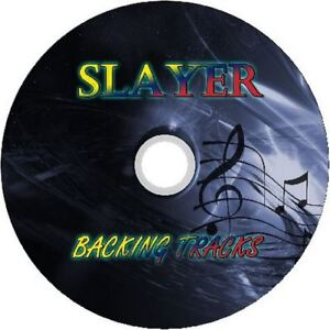 SLAYER-GUITAR-BACKING-TRACKS-CD-BEST-GREATEST-HITS-MUSIC-PLAY-ALONG-METAL-MP3