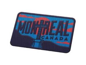 Montreal-Quebec-Canada-Iron-On-Travel-Patch-Mountain-Cross