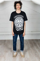 Official Asking Alexandria Passion Unisex T-Shirt Black Shadow Stepped Up Demo